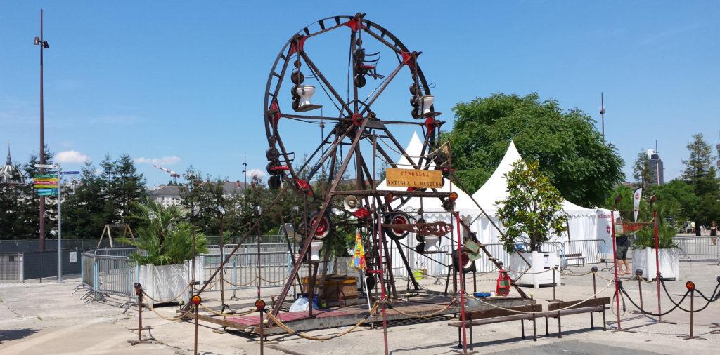 Tingalya – La grande roue