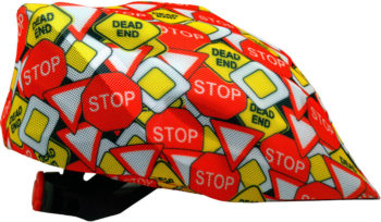 Couvre-casque stop