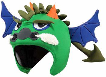 Couvre-casque dragon