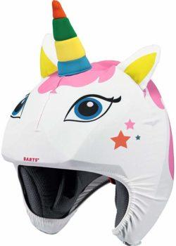 Couvre-casque licorne