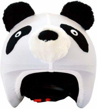 Couvre-casque panda
