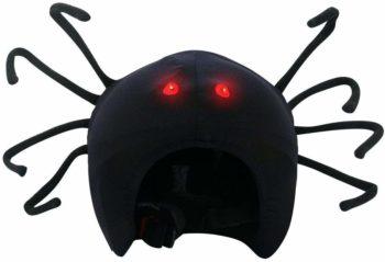 Couvre-casque araignée