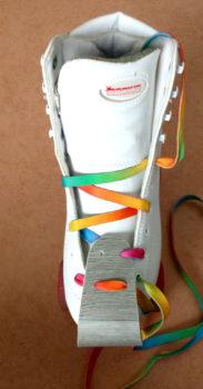 Remontage des lacets